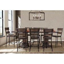 Christena 9 Piece Counter Height Dining Set