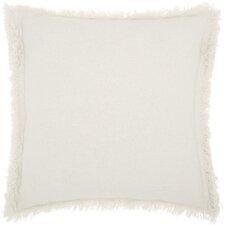 Dahlia 100% Cotton Throw Pillow
