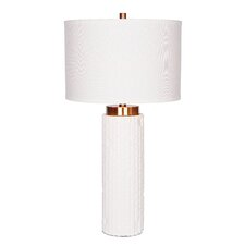 """Zoe 30.75"""" Table Lamp without Bulb"""