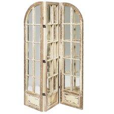 190cm x 129cm 3 Panel Room Divider