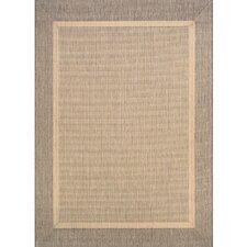 Karakum Texture Beige/Brown Indoor/Outdoor Area Rug