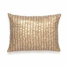 Midnight Storm Cotton Boudoir/Breakfast  Pillow