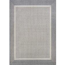 Karakum Gray Indoor/Outdoor Area Rug