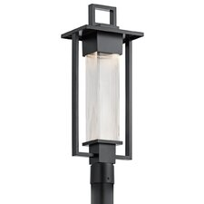 Tottenville 1-Light Outdoor Post Light