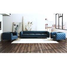 Aaden 3 Piece Living Room Set