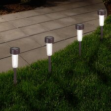 1-Light LED Pathway Light (Set of 6)