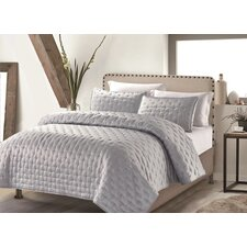 Hotel Masterpiece 3 Piece Coverlet Set