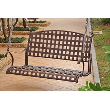 Schilling Iron Outdoor Porch Swing