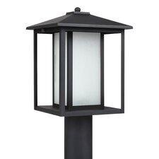 Burrill 1-Light Outdoor Post Light
