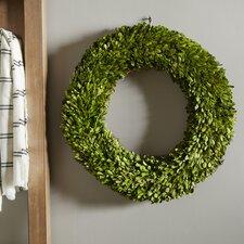 Preserved Boxwoods Preserved Wreath