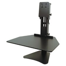 "7"" H x 30.7"" W Standing Desk Conversion Unit"
