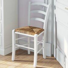 2-tlg. Esszimmerstuhl-Set Capri II S aus Massivholz