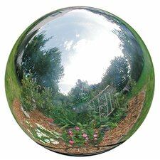 Stainless Steel Gazing Globe