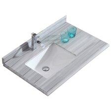 """Odyssey 36"""" Single Bathroom Vanity Top"""