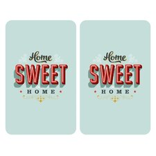 Home Sweet Home 2 Piece Cover Plate (Set of 2)