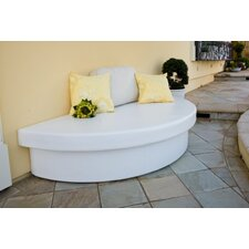 Demi-lune Outdoor Bed