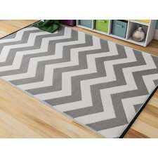 Lauryn Grey Indoor/Outdoor Area Rug