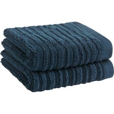 Cascading Solid Hand Towel