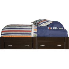 Everett Twin Platform Bed with Storage