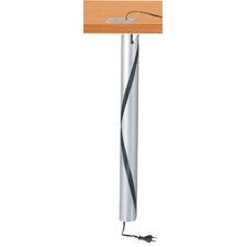 Ideal 10cm W x 90cm H Desk Cable Trough