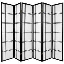 """70"""" x 84"""" Boyer 6 Panel Room Divider"""