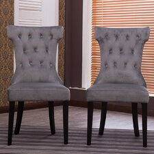 Premium Nailhead Parson Chair (Set of 2)