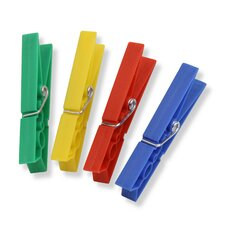 Plastic Clothes Pin (Pack of 200)