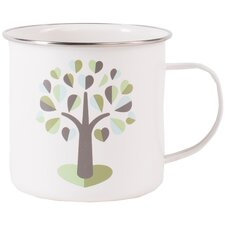 Orchard Enamel Mug