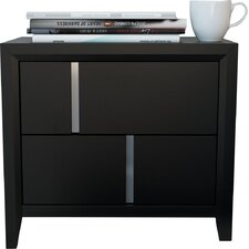 Langford 2 Drawer Nightstand by Simmons Casegoods