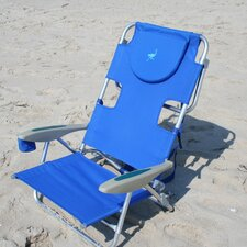 On Your Back Backpack Beach Chair