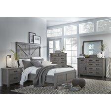 Enola Panel Customizable Bedroom Set