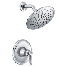Dartmoor Pressure Balance Shower Faucet with Lever Handle