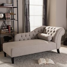 Peabody Tufted Chaise Lounge