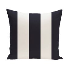 Andersonville Stripe Print Outdoor Pillow