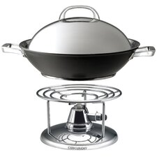 Infinite Non-Stick Wok with Free Table Burner
