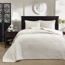 Riverside Reversible Quilt Set