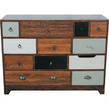 Allegheny 12 Drawer Sideboard