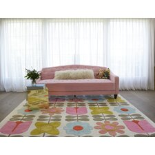Flower Child Hand-Tufted Area Rug