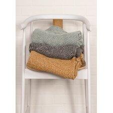Harrison Handloom Modern Cotton Throw Blanket