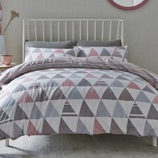 Scandi Geo Duvet Set