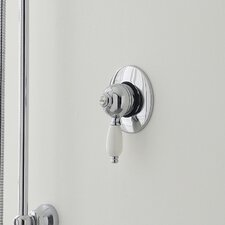 Nostalgic Single Concealed Shower Valve