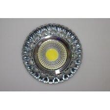 9,5 cm LED Einbaustrahler Crystal Cluster