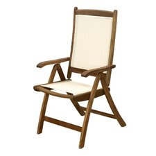 Henley Deck Chair with Cushions