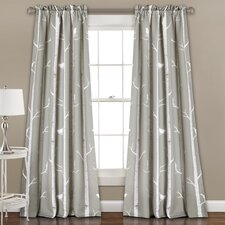 Mendon Thermal Blackout Curtain Panels (Set of 2)