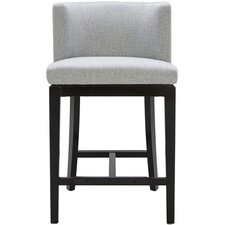 "Hayden 26"" Bar Stool with Cushion"