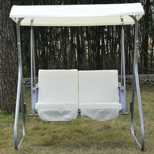 2 Seater Swing Seat with Stand