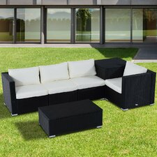 4 Seater Sofa Set with Cushions