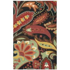Amaris Red Area Rug
