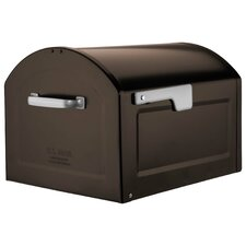 Centennial Large Capacity Parcel Post Mounted Mailbox
