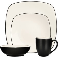 Colorwave 4 Piece Place Setting, Service for 1